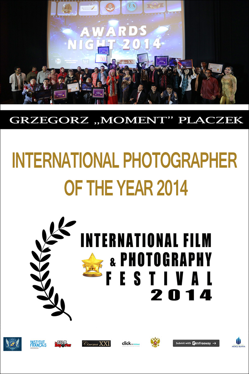 International  photographer of the year 2014 - Greg Moment