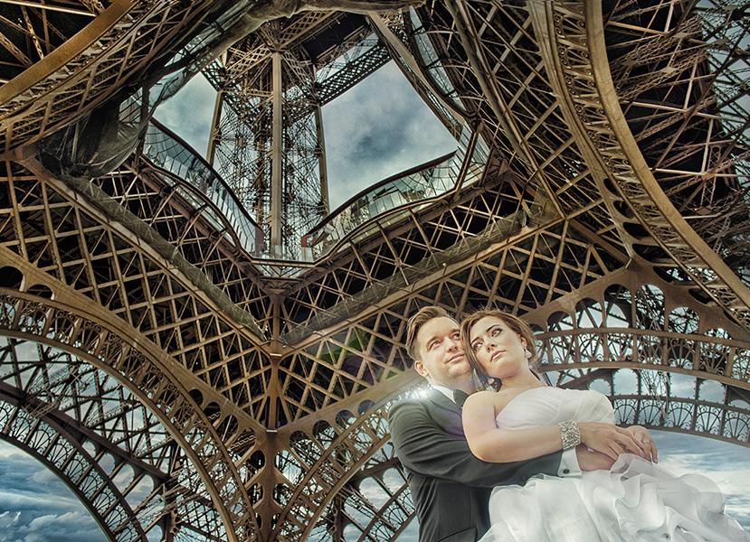 Zdjęcia z wesela - światło i kolor