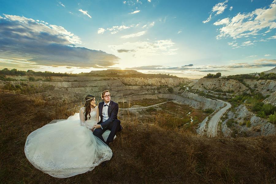 Reportaż śœlubny - zdjęcia z wesela