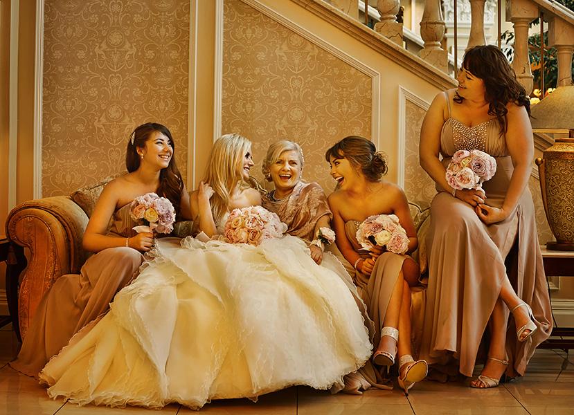 Five Ponds Valley - wedding in Zakopane