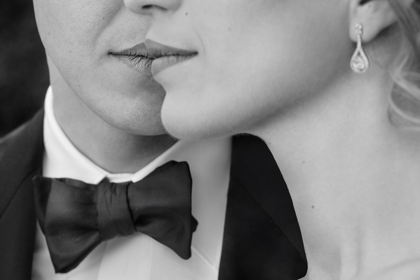 Kreatywny portret ślubny