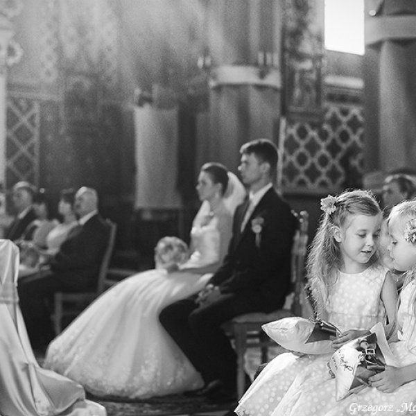 Najpiękniejsze zdjęcia ślubne. Dzieci | Wedding photographer in Warsaw. Kids