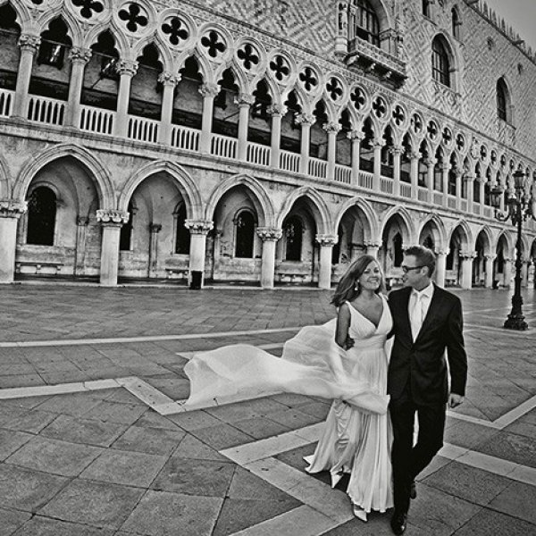 Plener ślubny w pięknej Wenecji | Wedding photographer and photo session in Venezia
