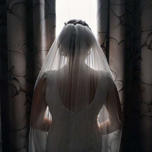 Reportaż ślubny i zdjęcia ślubne bez edycji - jak wyglądają pliki prosto z aparatu Nikon D5?