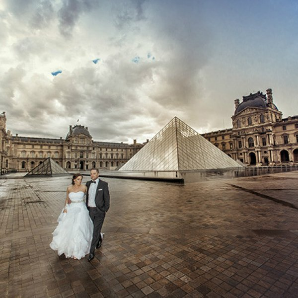 Fotograf ślubny w Paryżu | Wedding photographer in Paris
