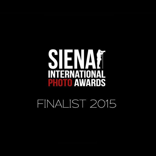 Finalista międzynarodowego konkursu Siena International Photo Awards 2015