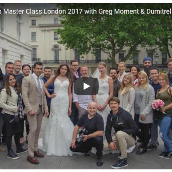 Warsztaty i fotografia ślubna w Londynie