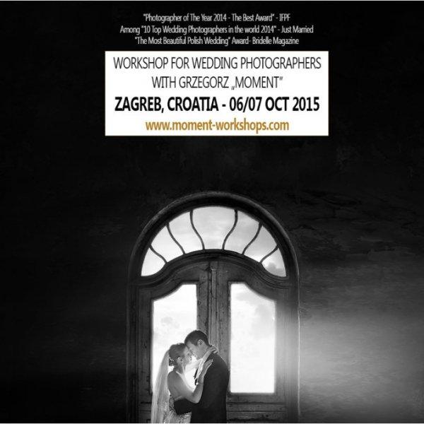 Warsztaty dla fotografów ślubnych w Chorwacji - październik 2015