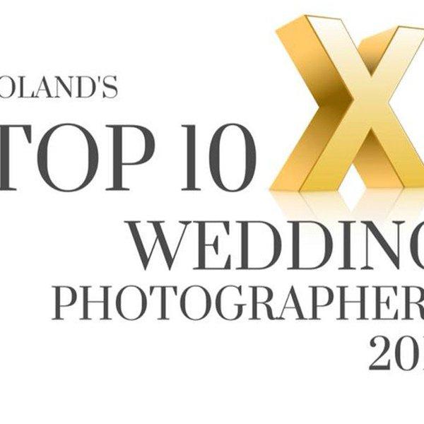 W pierwszej 10 fotografów ślubnych na świecie