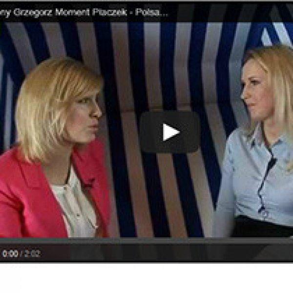 Wywiad Agnieszki Popielewicz ze mną w Polsacie | Interview of Agnieszka Popielewicz with me in Polsat TV program