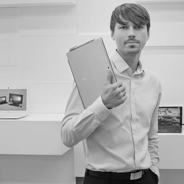 Jestem w programie: Microsoft Surface Ambassadors Program