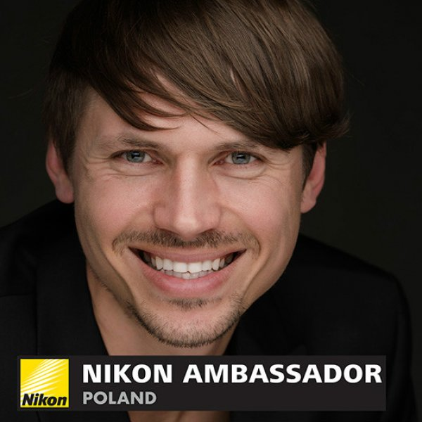 Fotograf ślubny ambasadorem marki Nikon w Polsce