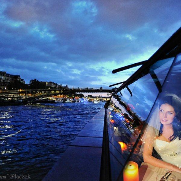 Miłość – ślub i sesja plenerowa w Paryżu | Love - wedding and photo session in Paris