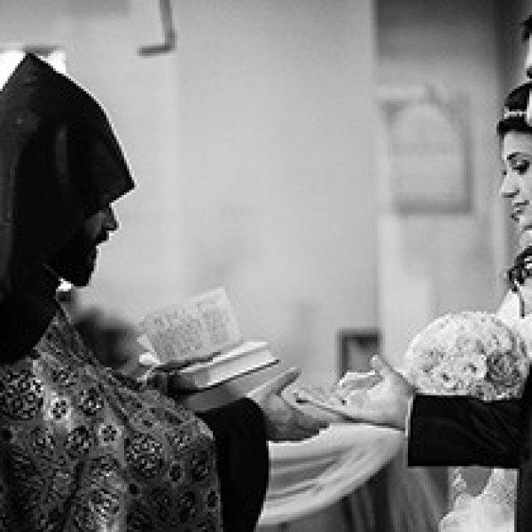 Ormiański ślub według obrządku apostolskiego | Armenian Apostolic Wedding