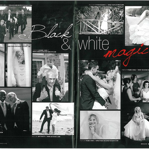 "Moje zdjęcie w ""Dream Weddings"" 