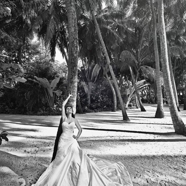 Ślubna sesja plenerowa na Malediwach | Wedding photo session on Maldives