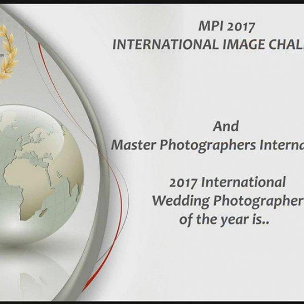 Ślubny Fotograf Roku 2017 MPI