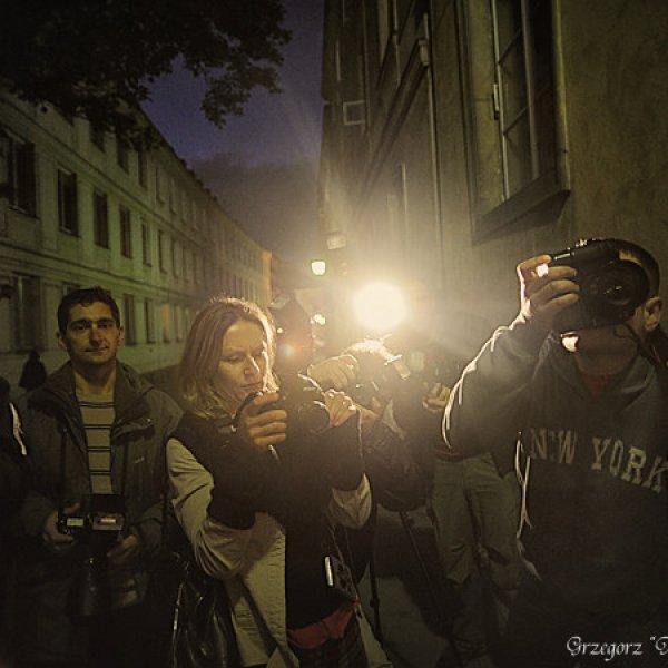 Warsztaty wieczornej fotografii w Białymstoku | Evening photography workshop in Bialystok